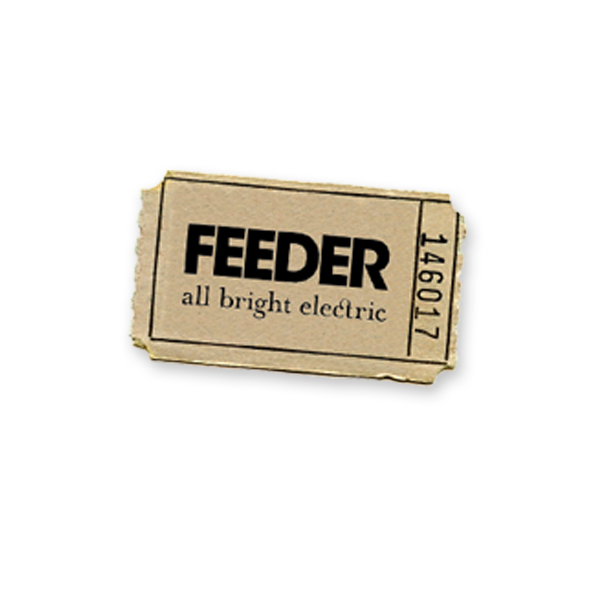 Buy Online Feeder - March / April 2017 UK Tour Ticket