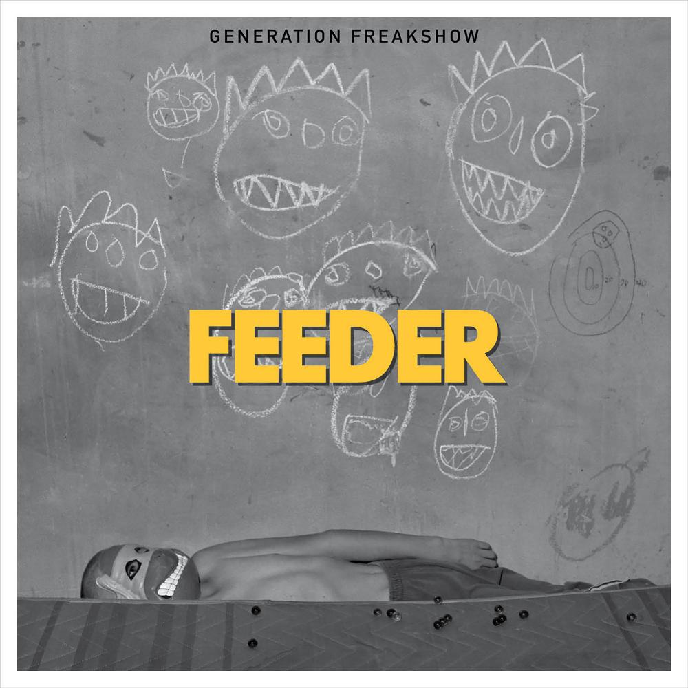 Buy Online Feeder - Generation Freakshow CD Album (Special Edition)