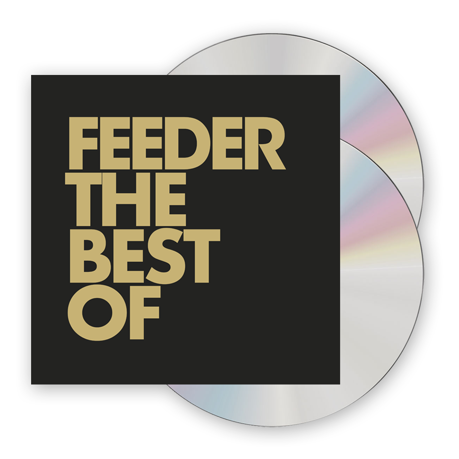 Buy Online Feeder - The Best Of 2CD Album