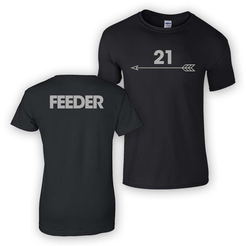 Buy Online Feeder - The Best Of T-Shirt (Ltd Edition)