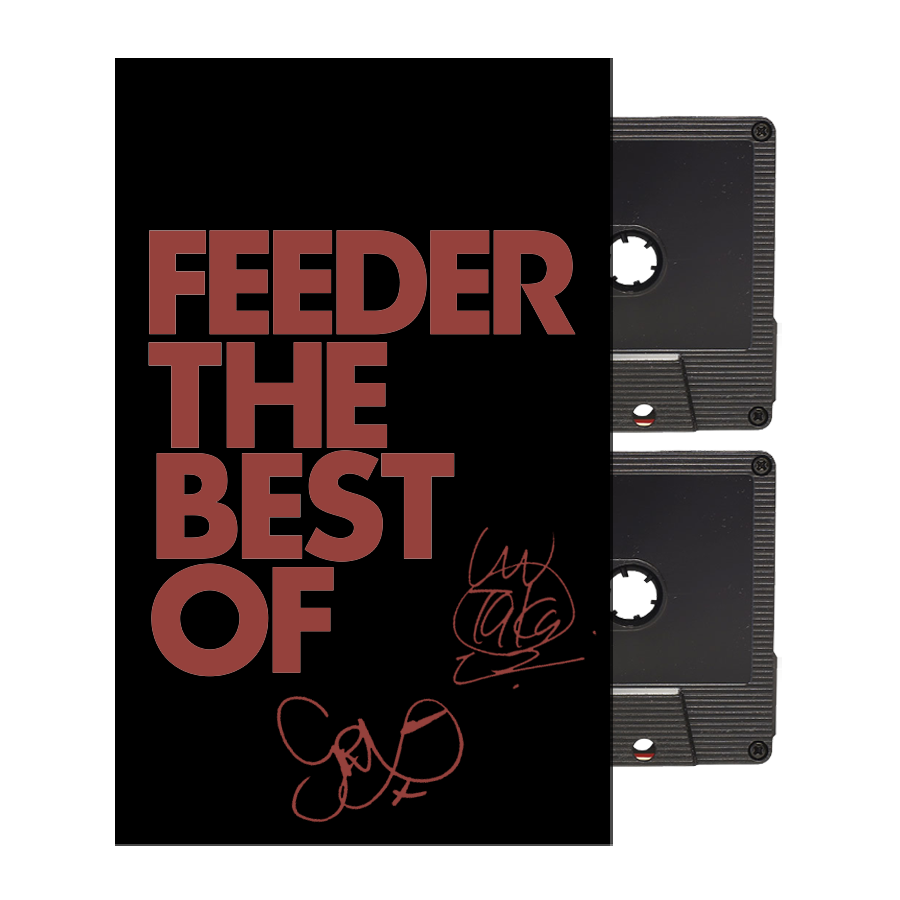 Buy Online Feeder - The Best Of Double Cassette