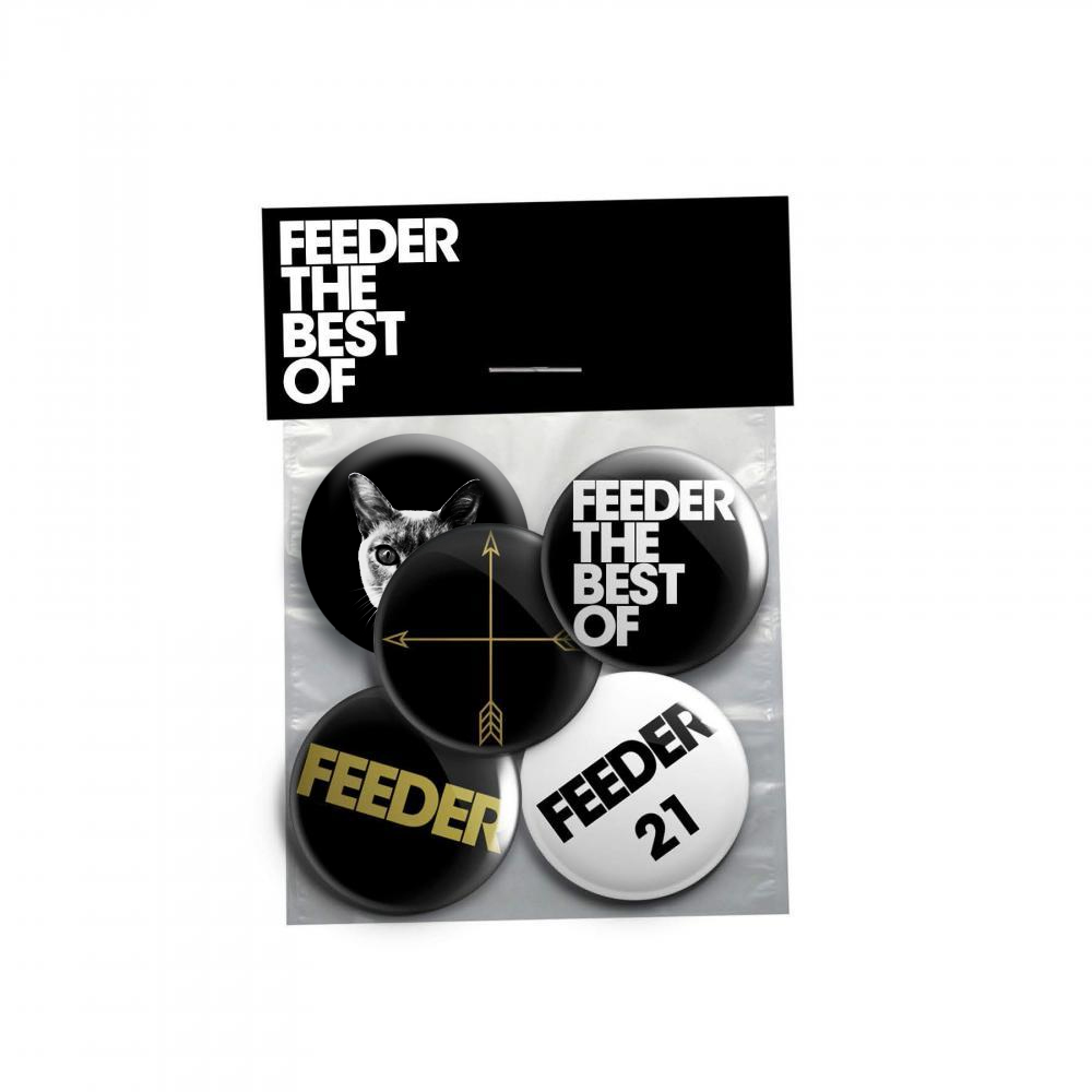 Buy Online Feeder - Best Of Badge Pack