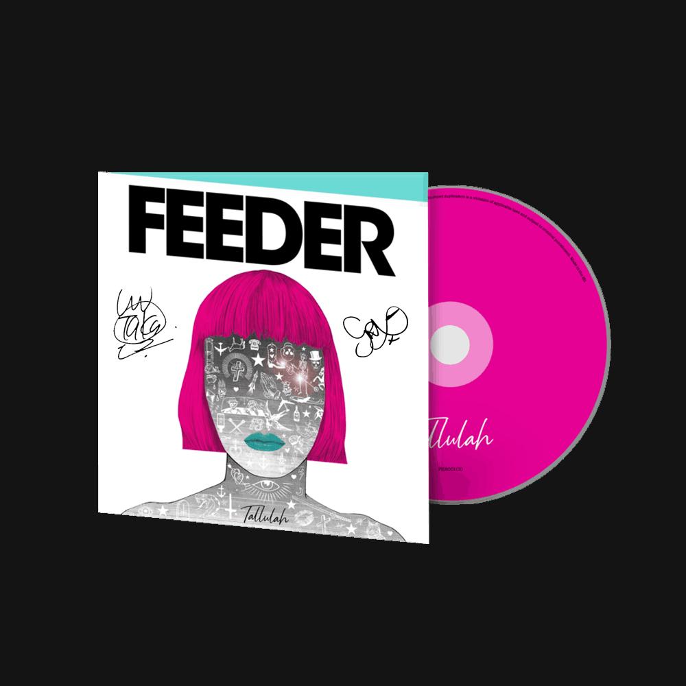 Buy Online Feeder - Tallulah Deluxe (Signed)