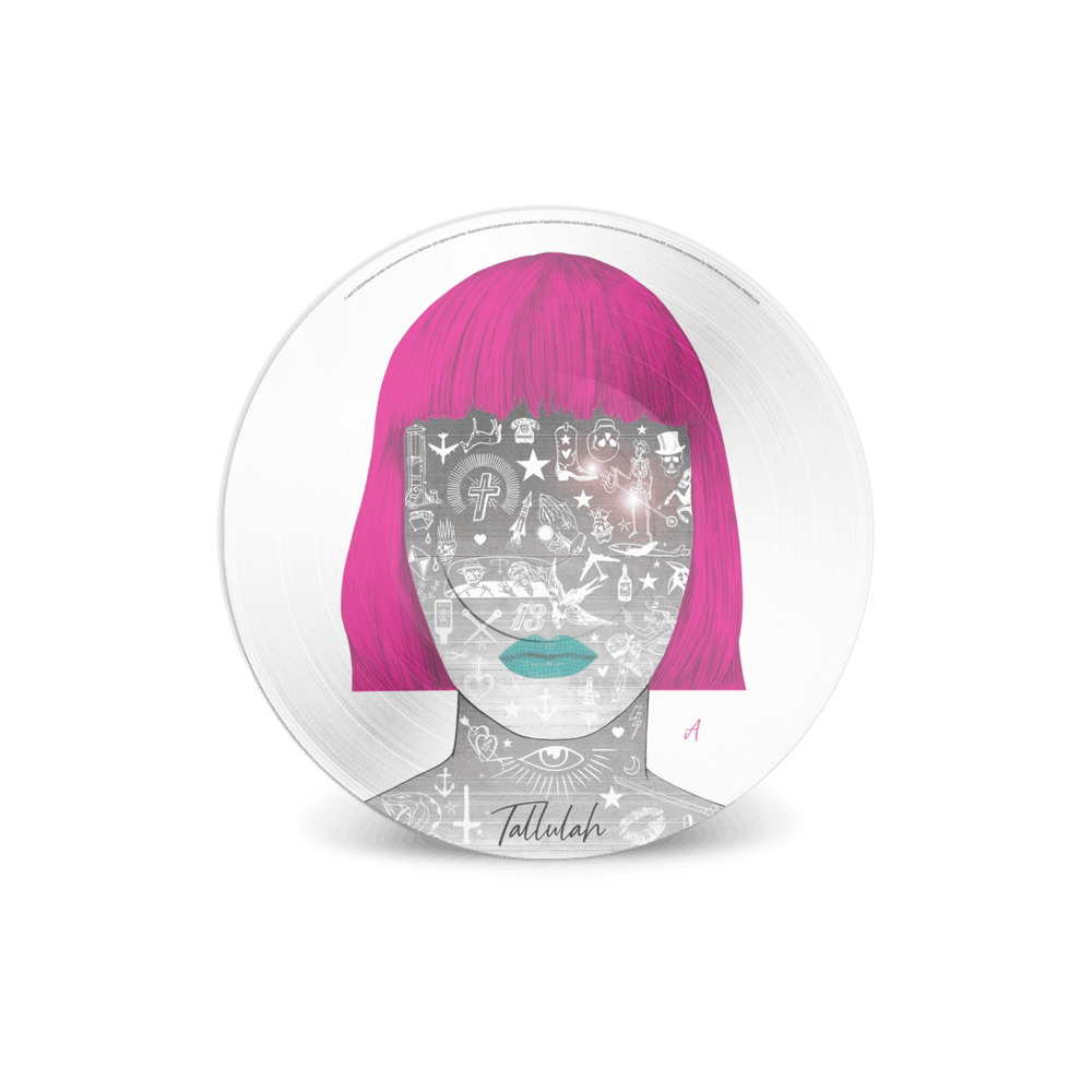 Buy Online Feeder - Tallulah Picture Disc (Signed)