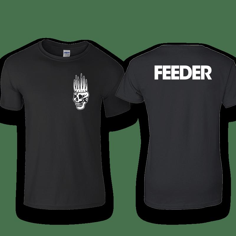 Buy Online Feeder - Skull - T-Shirt