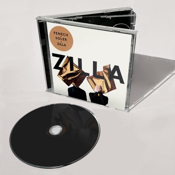 Buy Online Fenech-Soler - Zilla CD Album (Signed)