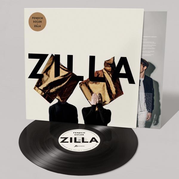 Buy Online Fenech-Soler - Zilla Vinyl LP (Signed)