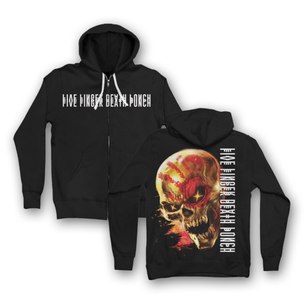 Buy Online Five Finger Death Punch - And Justice For None Hoodie