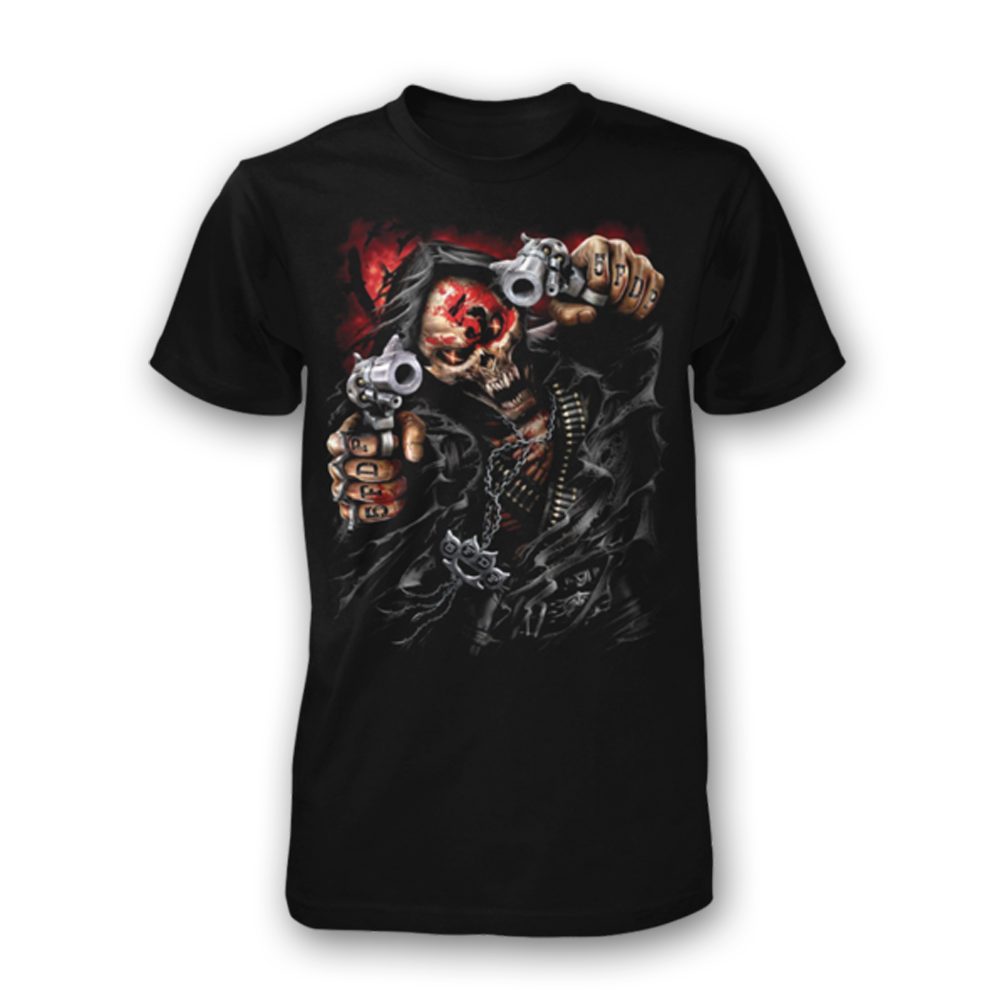 Buy Online Five Finger Death Punch - Assassin T-Shirt