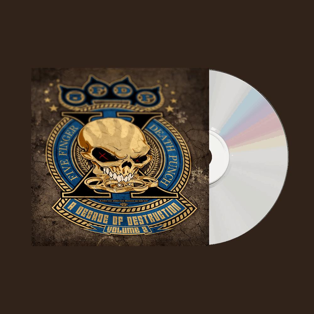 Buy Online Five Finger Death Punch - Decade of Destruction - Vol. II CD