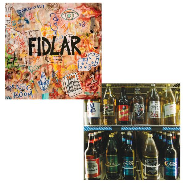 "Buy Online FIDLAR - Too CD + limited edition 7"" Vinyl"