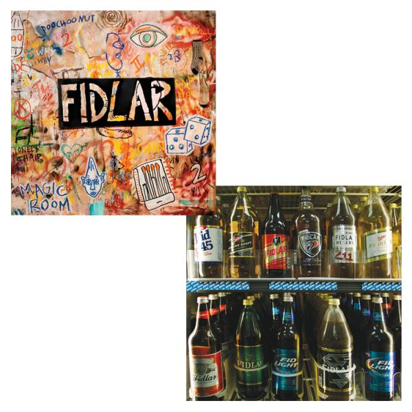 "Buy Online FIDLAR - Too LP  + limited edition 7"" Vinyl"