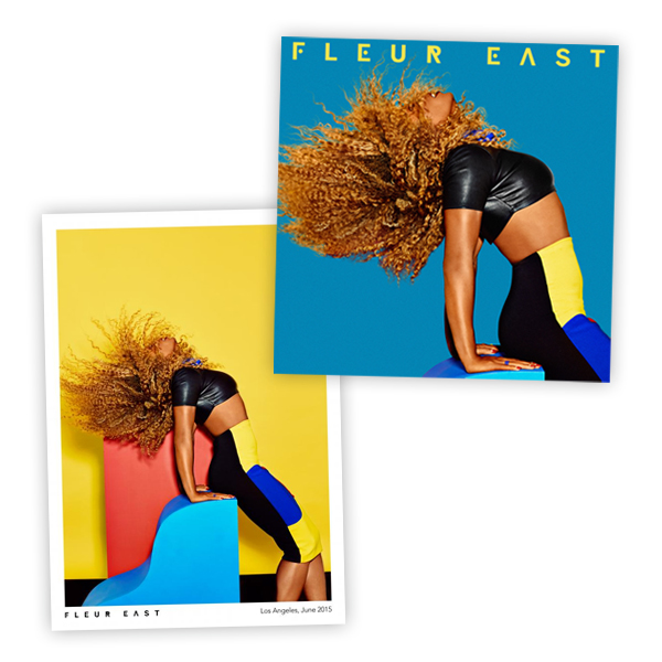 Love, Sax and Flashbacks (CD) with Exclusive Signed Fleur East Photograph