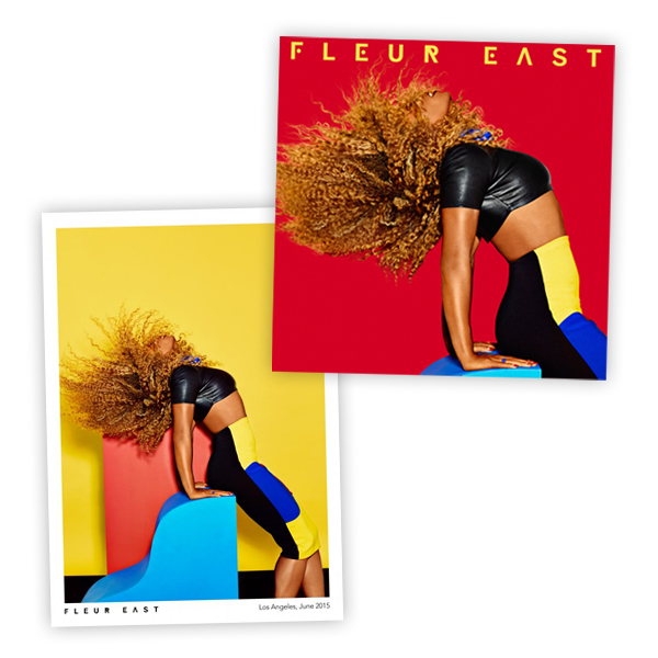 Love, Sax and Flashbacks (Deluxe CD) with Exclusive Signed Fleur East Photograph