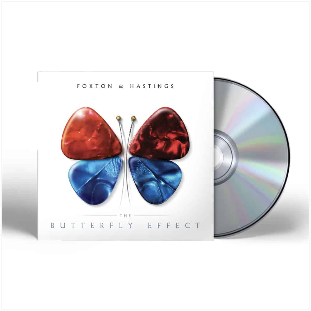 Buy Online Foxton & Hastings - The Butterfly Effect Signed CD