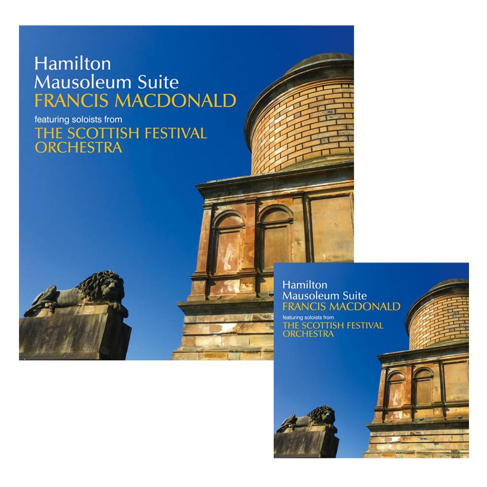Buy Online Francis MacDonald - Hamilton Mausoleum Suite Vinyl (Signed)  + CD (Signed)