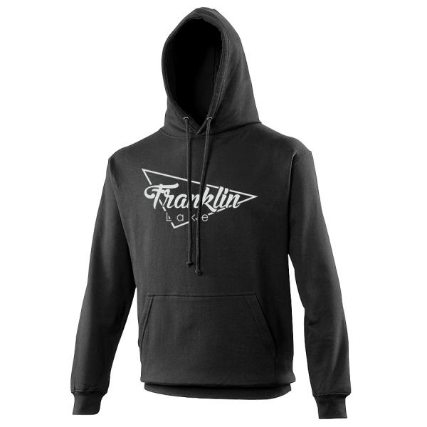 Buy Online Franklin Lake - Logo Unisex Black Hoody