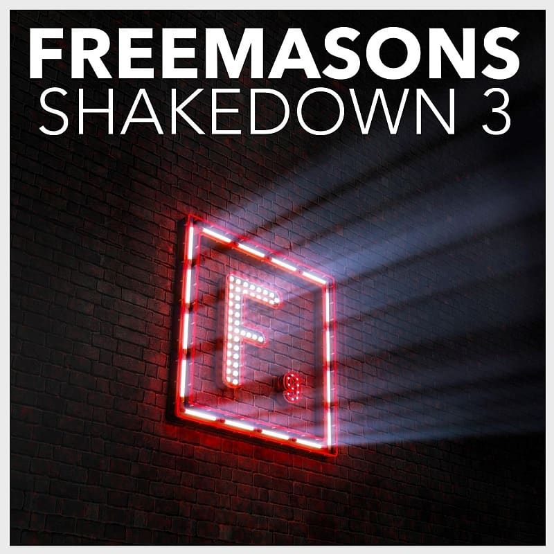 Buy Online Freemasons - Shakedown 3 (3CD DIGIPACK)