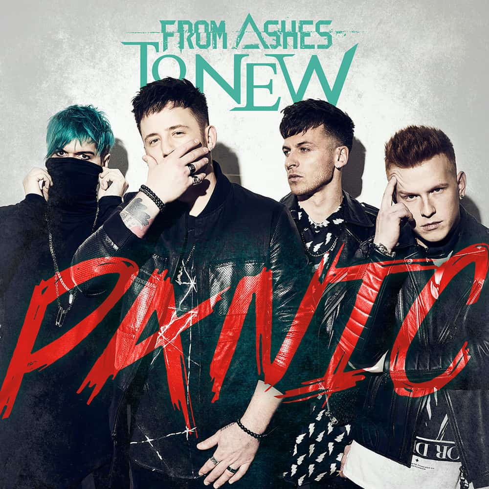 Buy Online From Ashes to New - Panic