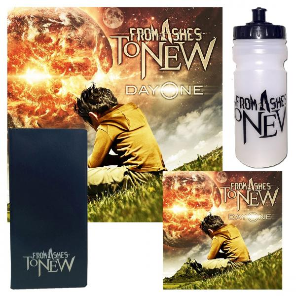 Buy Online From Ashes To New - Super Deluxe Album Bundle