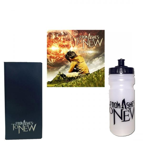 Buy Online From Ashes To New - Deluxe CD Bundle