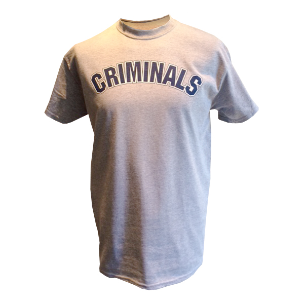 Buy Online Fun Lovin Criminals - Criminals T-Shirt