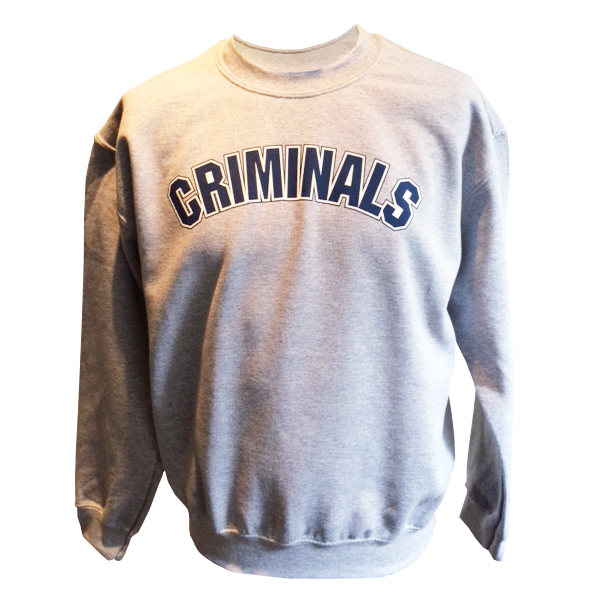 Buy Online Fun Lovin Criminals - Criminals Sweatshirt