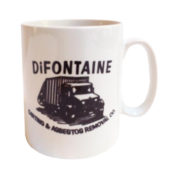 Buy Online Fun Lovin Criminals - DiFontaine Mug