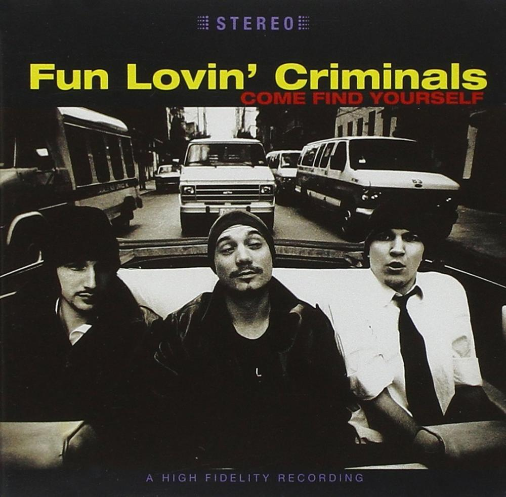 Buy Online Fun Lovin Criminals - Come Find Yourself CD Album