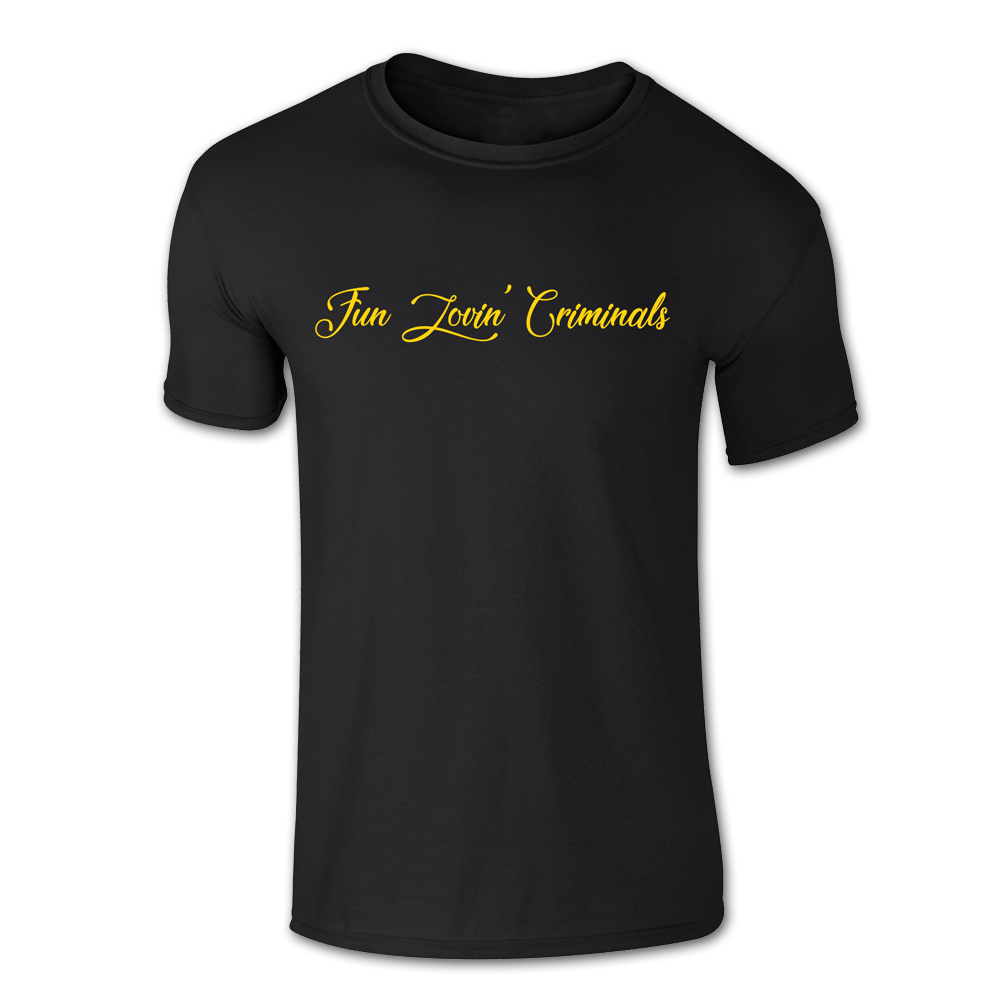 Buy Online Fun Lovin Criminals - Another Mimosa T-Shirt