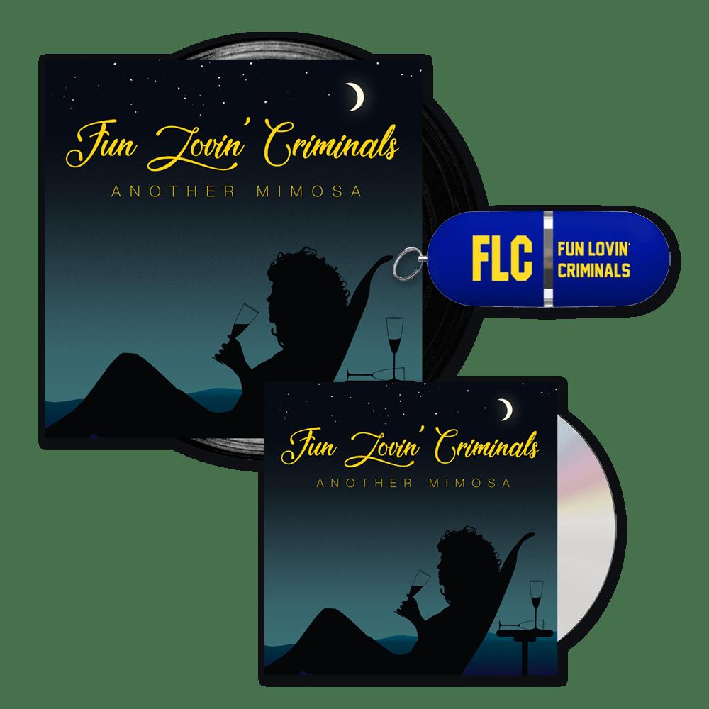 Buy Online Fun Lovin Criminals - Another Mimosa Deluxe Bundle