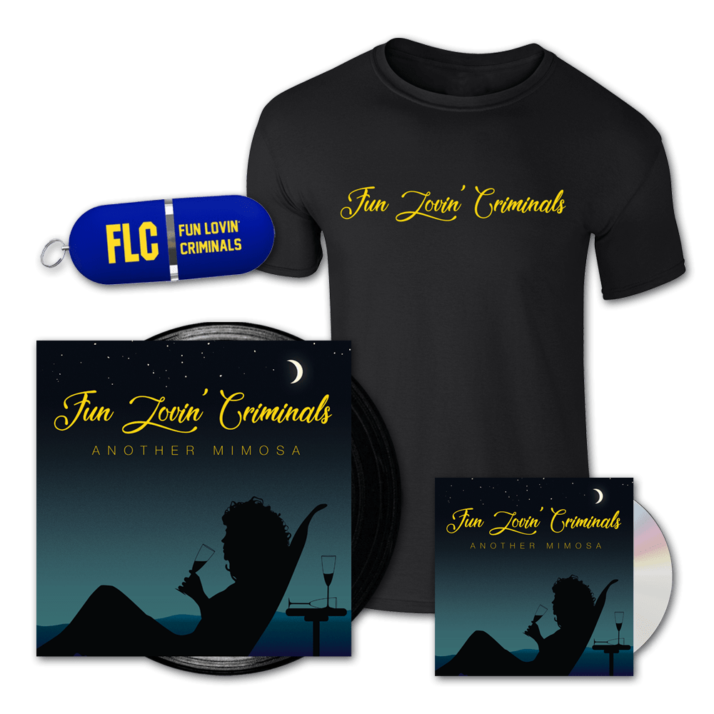 Buy Online Fun Lovin Criminals - Another Mimosa Super Deluxe Bundle