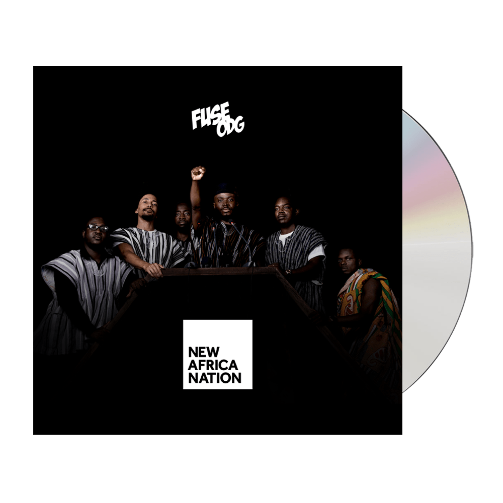 Buy Online Fuse ODG - New Africa Nation (Signed)