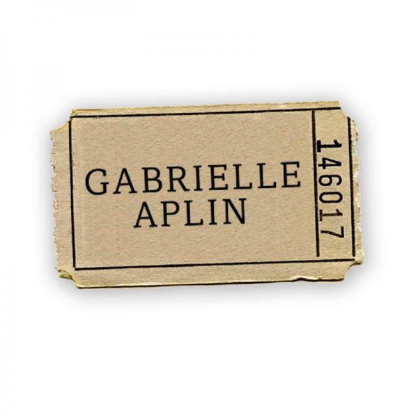 Buy Online Gabrielle Aplin - UK Tour Ticket