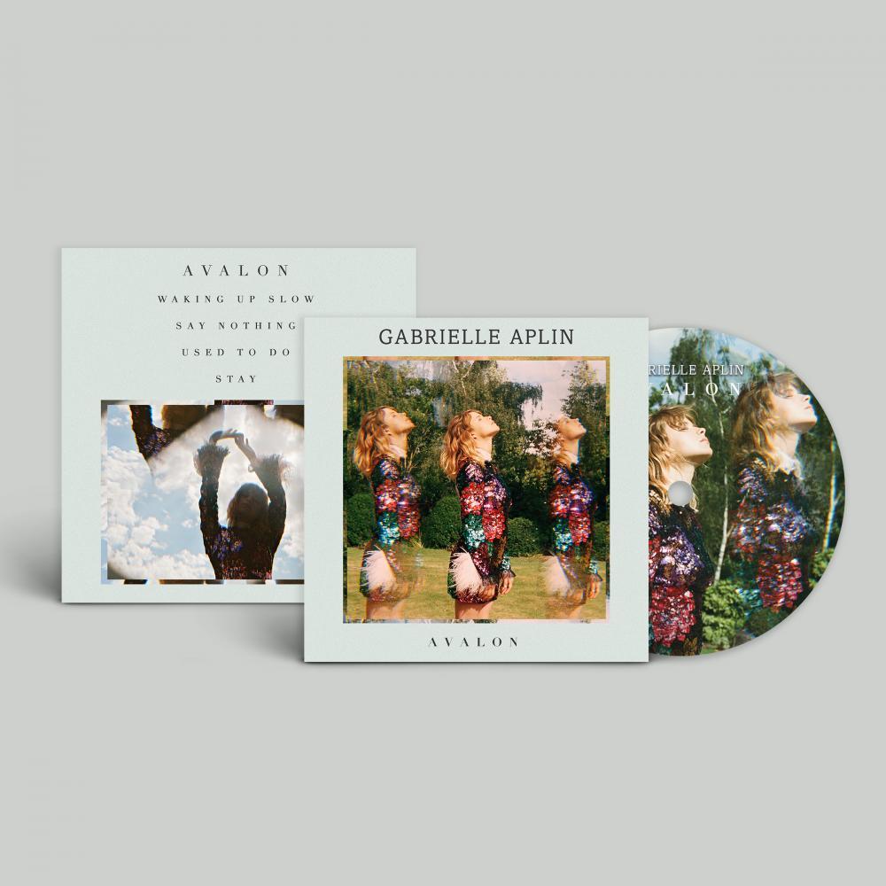Buy Online Gabrielle Aplin - Avalon CD EP (Signed)