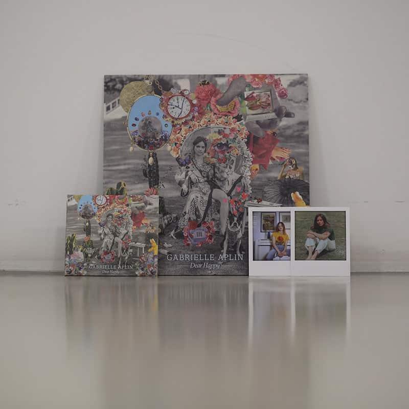 Buy Online Gabrielle Aplin - Dear Happy CD Album + Boxset (Exclusive, Ltd Edition)