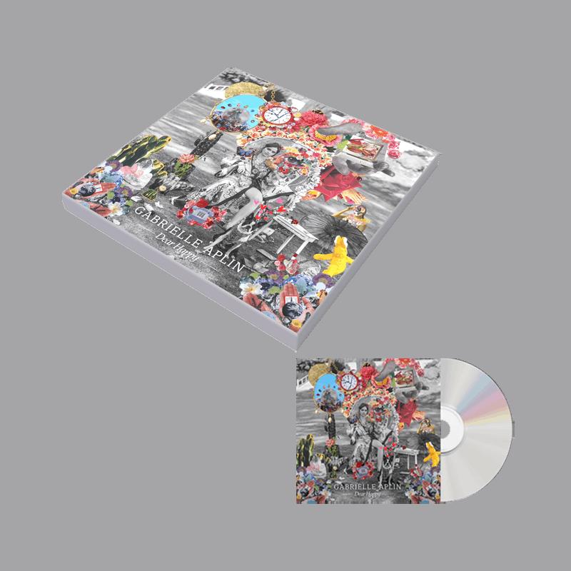 Buy Online Gabrielle Aplin - Dear Happy CD Album (Signed) + Boxset (Exclusive, Ltd Edition)