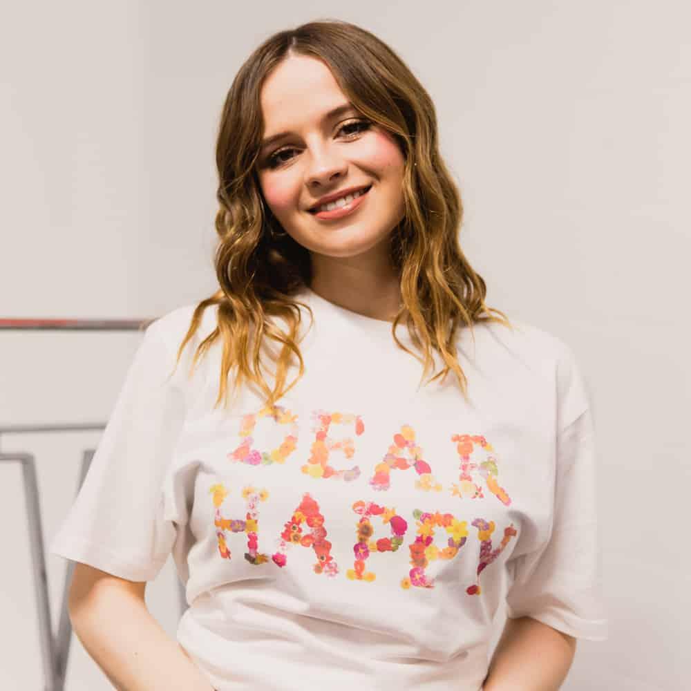 Buy Online Gabrielle Aplin - Ltd Edition Dear Happy T-Shirt