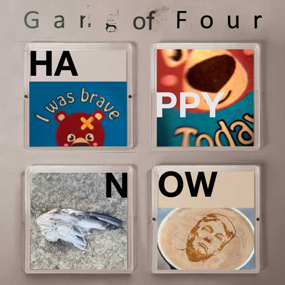 Buy Online Gang of Four - Happy Now - Digital Album