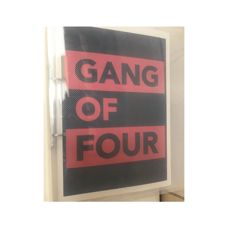 Buy Online Gang of Four - Deluxe Scrapbook