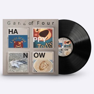 Buy Online Gang of Four - Happy Now