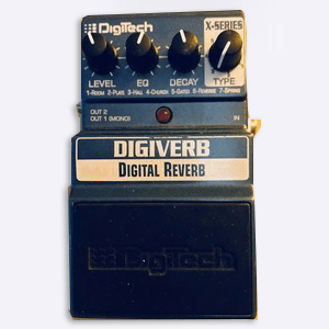 Buy Online Gang of Four - ✕ Digitech FX Pedal