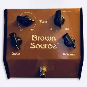 Buy Online Gang of Four - Lovetone Brown Sauce Pedal