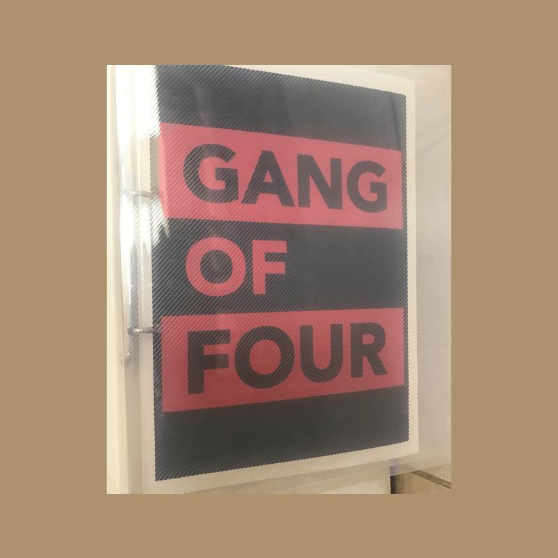 Buy Online Gang of Four - Hi-Grade Scrapbook