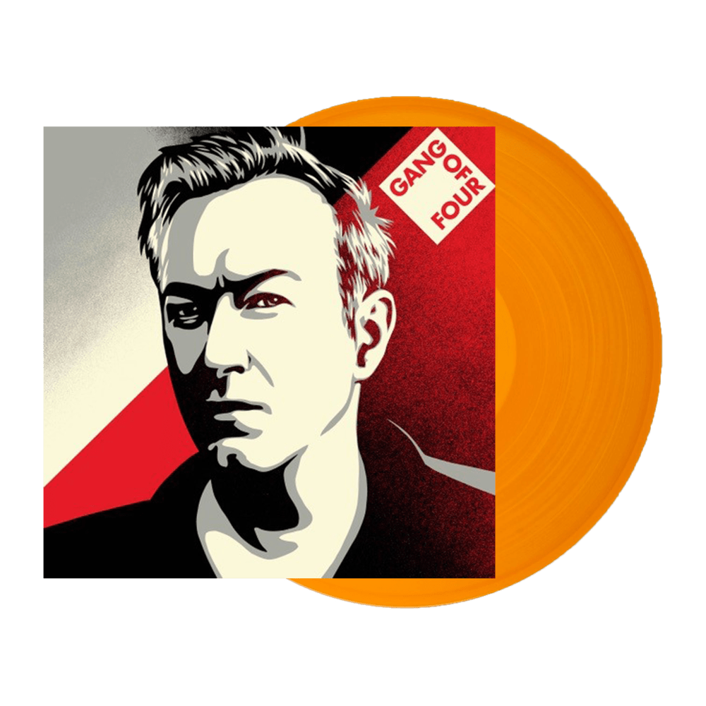 Buy Online Gang of Four - Anti Hero / This Heaven Gives Me a Migraine Orange