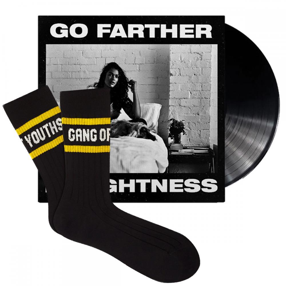 Buy Online Gang Of Youths - Vinyl + Socks