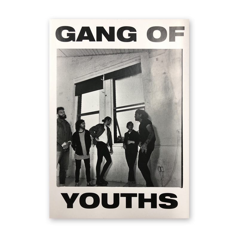 Buy Online Gang Of Youths - Go Farther Poster
