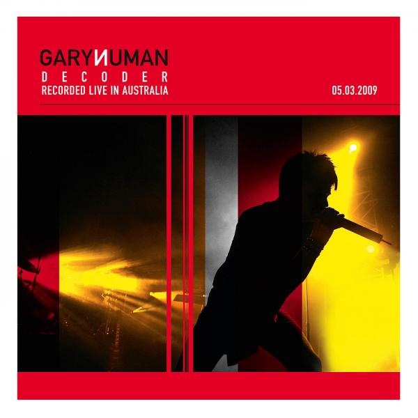Buy Online Gary Numan - Decoder (Live In Australia) Download