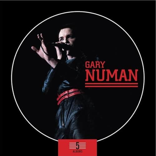 Buy Online Gary Numan - 5 Album Box Set