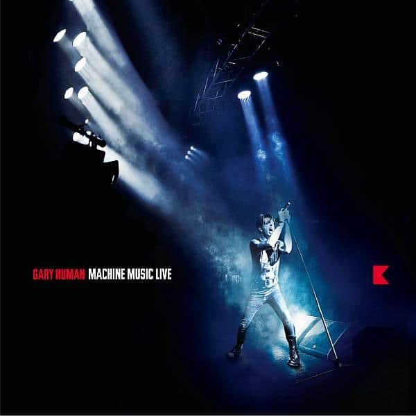 Buy Online Gary Numan - Machine Music Live (Store Exclusive) (CD)